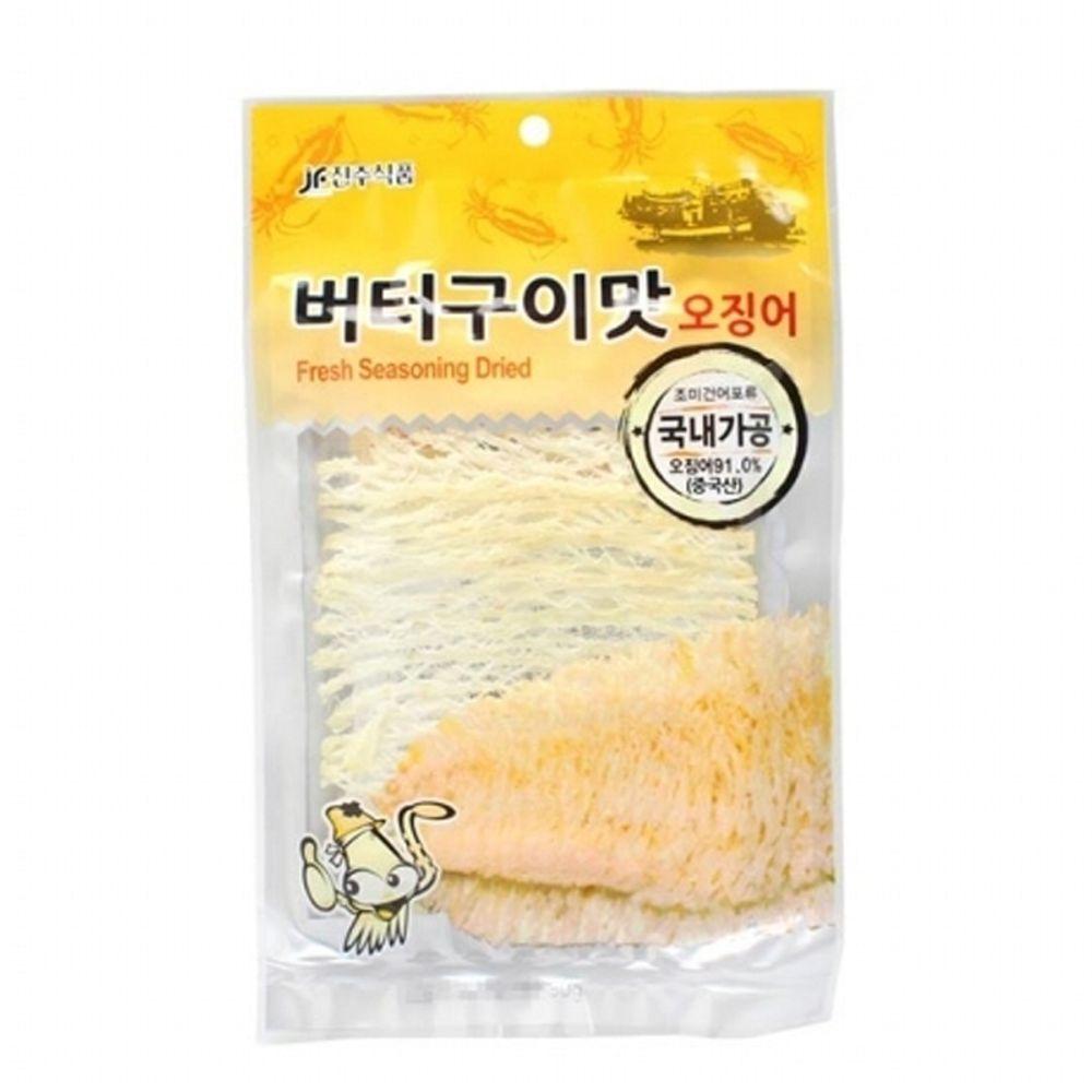 버터구이맛 오징어 5봉