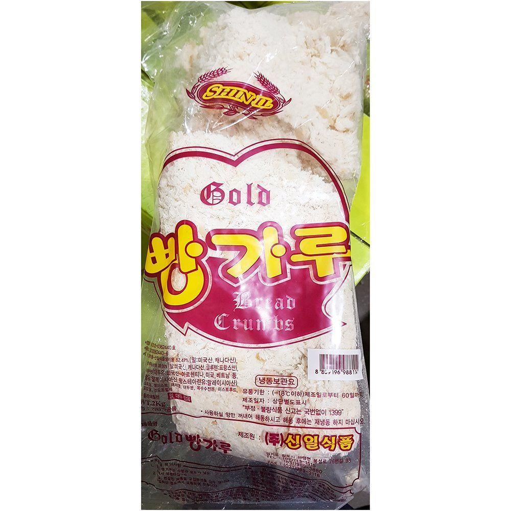 업소용 식당 분식집 식자재 신일 일식 빵가루 2kg X2