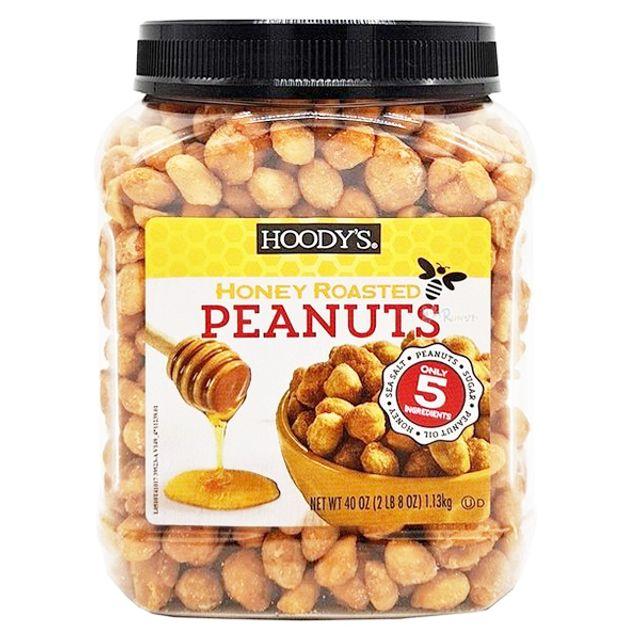코스트코 꿀 허니로스티드 피넛 견과류 1.13kg
