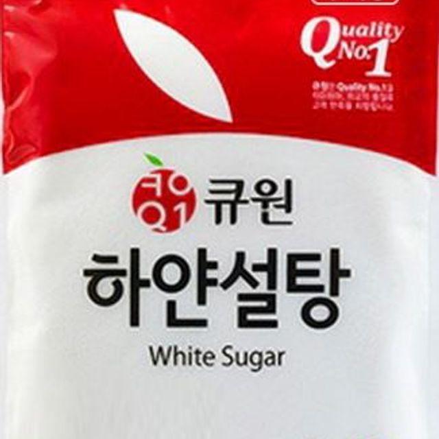 큐원 설탕 3kg