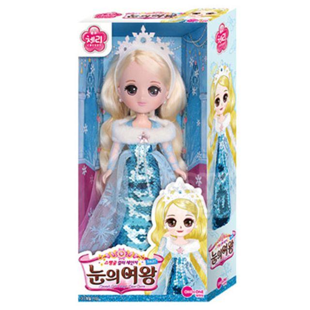 원앤원 체리의 눈의여왕 체리(90752)