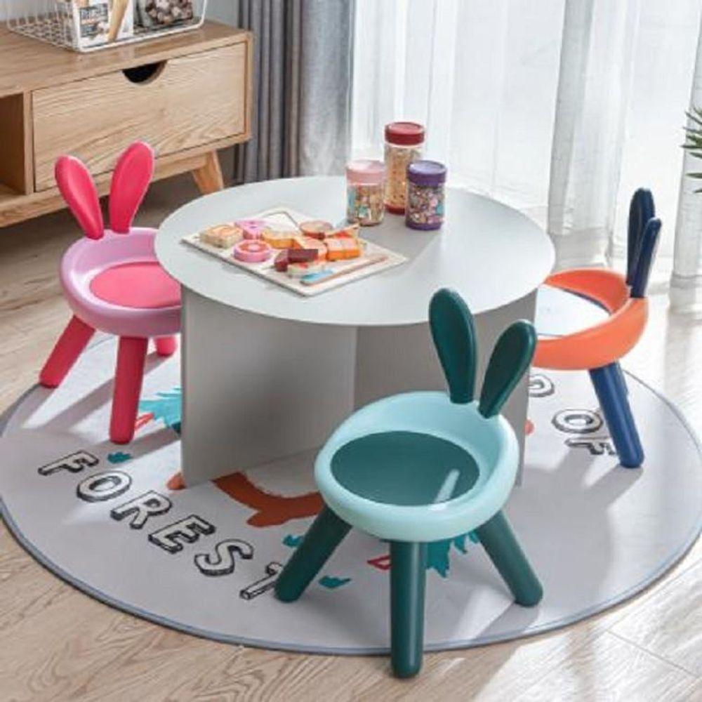 플라스틱 다용도 간이 의자
