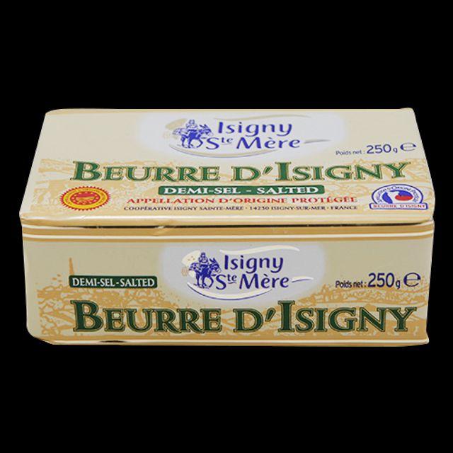 이즈니 가염 브릭 버터 250g