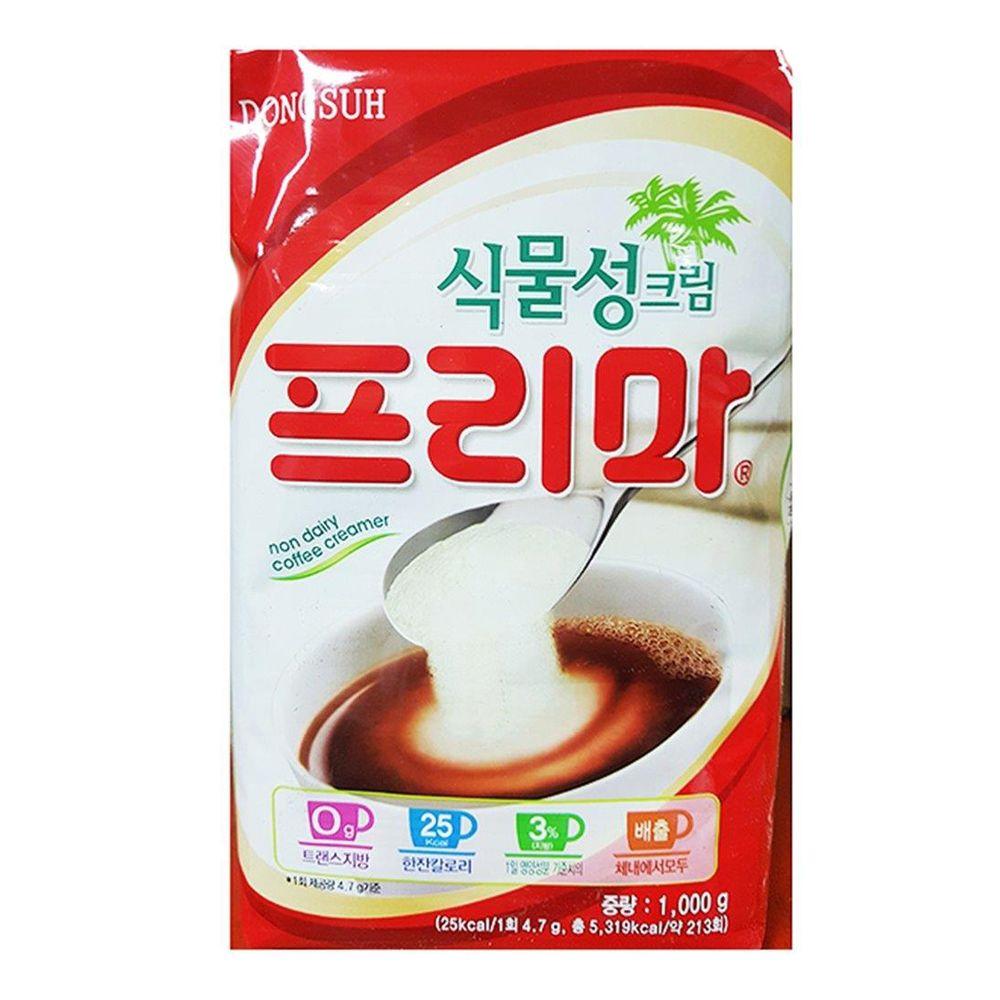 동서 프리마 커피프리마 커피프림 1K