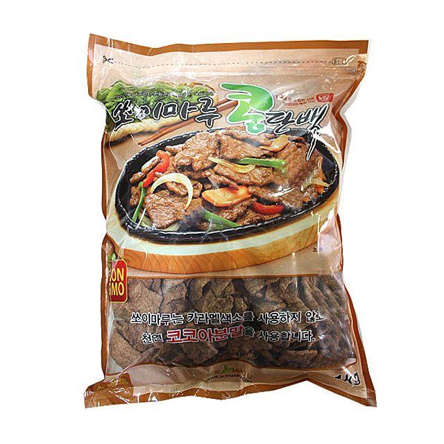 쏘이마루 콩단백(콩고기)1kg