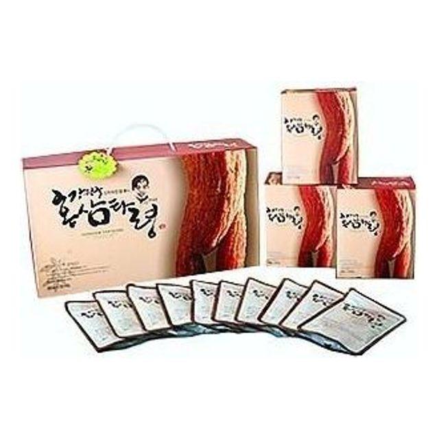 건강홍삼음료80ml 30포 홍삼 4년근 홍삼진액