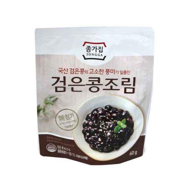 종가집 검은콩조림 60g x 3개