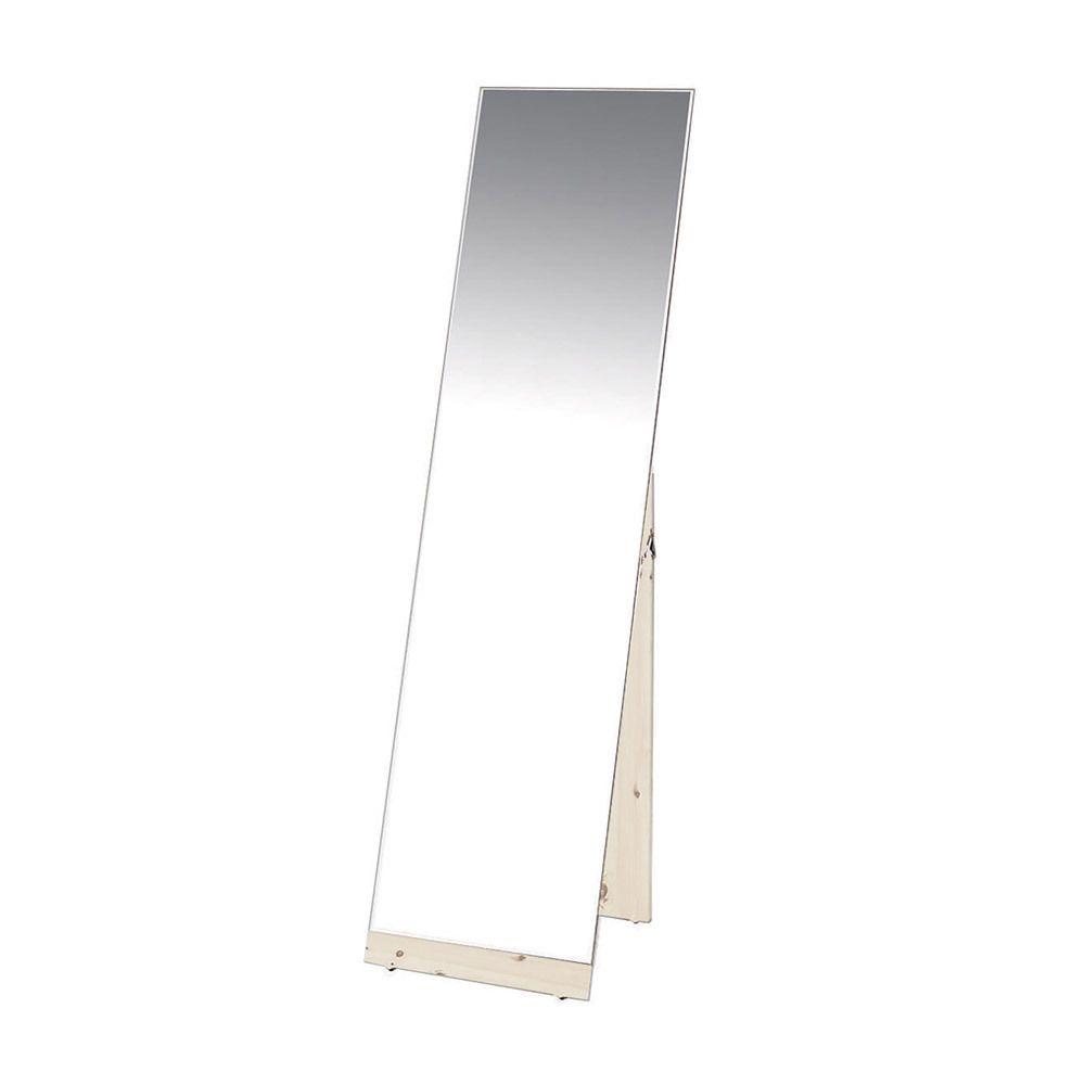 에우크 워시 소형 스탠드 전신거울/거치형전신경거치