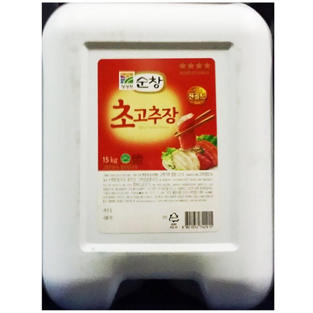식당용 업소용 식재료 초고추장 진골드(대상 15K)