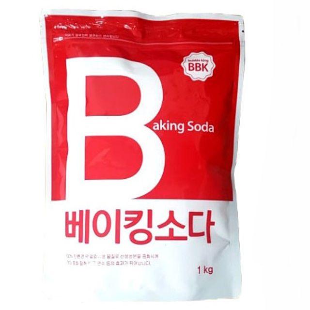 베이킹소다 1kg 대용량 표백제 가루세제 천연세제