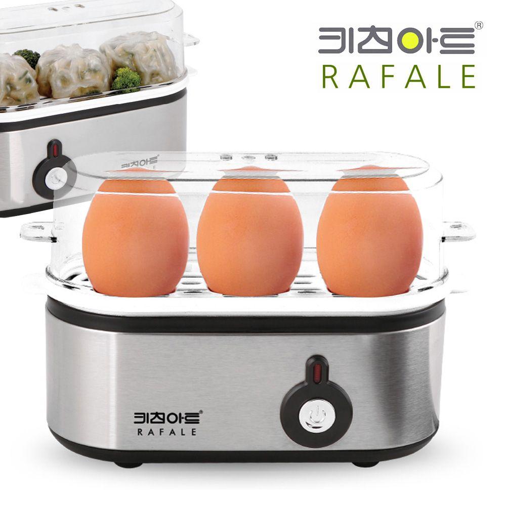 키친아트OY3 스티머 계란 만두 미니찜기