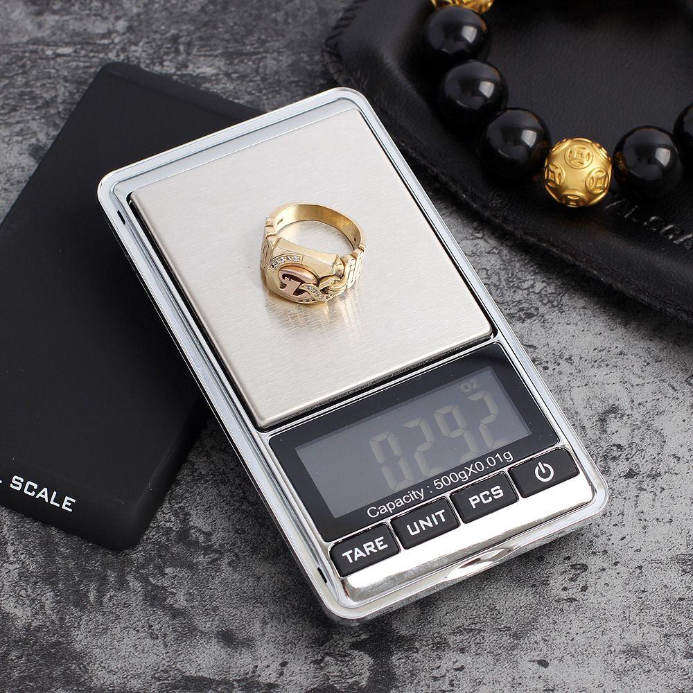 식기 휴대용 초정밀 소형 전자저울 500gx0.01g 무게 주방 조리도구 저울