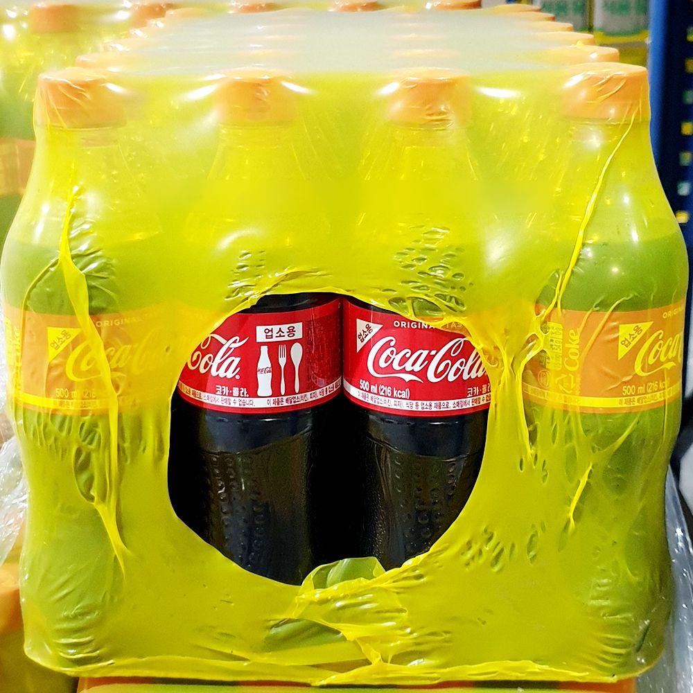 코카 콜라 업소용 500mlx24개 음료 음료수 업소