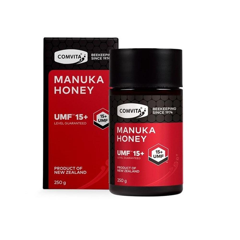 뉴질랜드 콤비타 UMF 15+ 마누카 꿀 250g