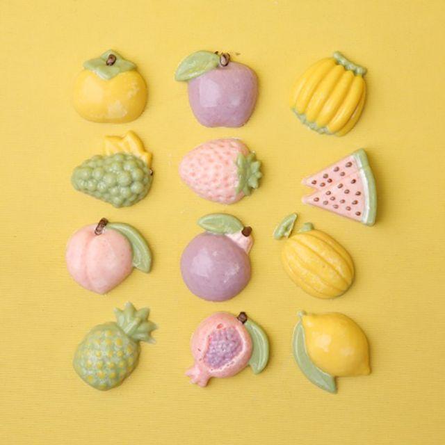 과일 초콜릿 만들기세트 우리 농산물로 만든 초코펜