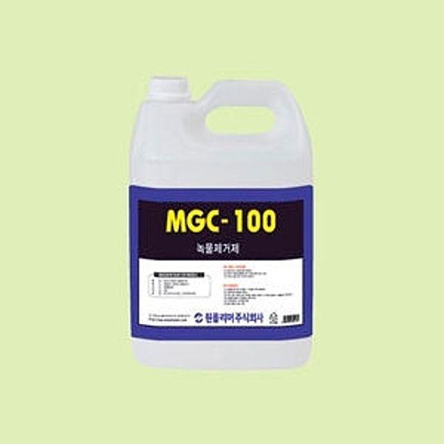 대리석 화강석 강력 녹물제거제 MGC-100 3.75L