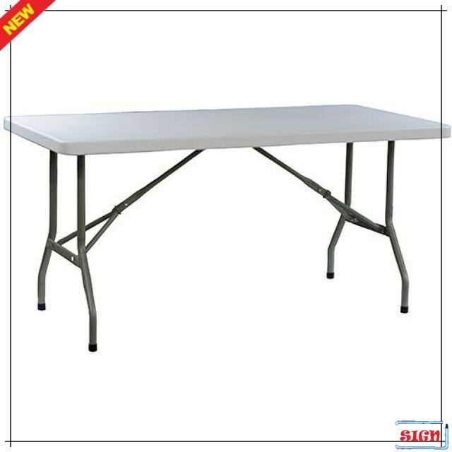 식당 가정용 다용도 테이블 BM-5FT(일체형)-B