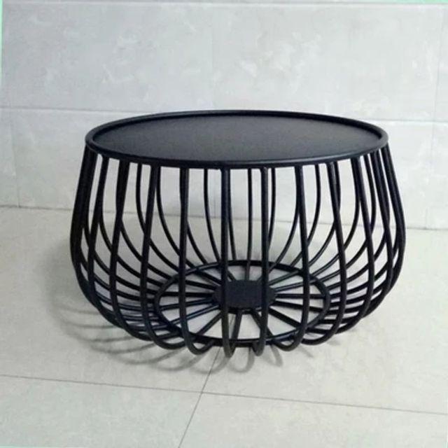 신상 새초롱 원형 테이블