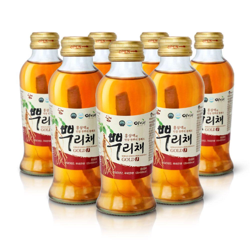 홍삼엑기스 인삼뿌리음료 12병세트