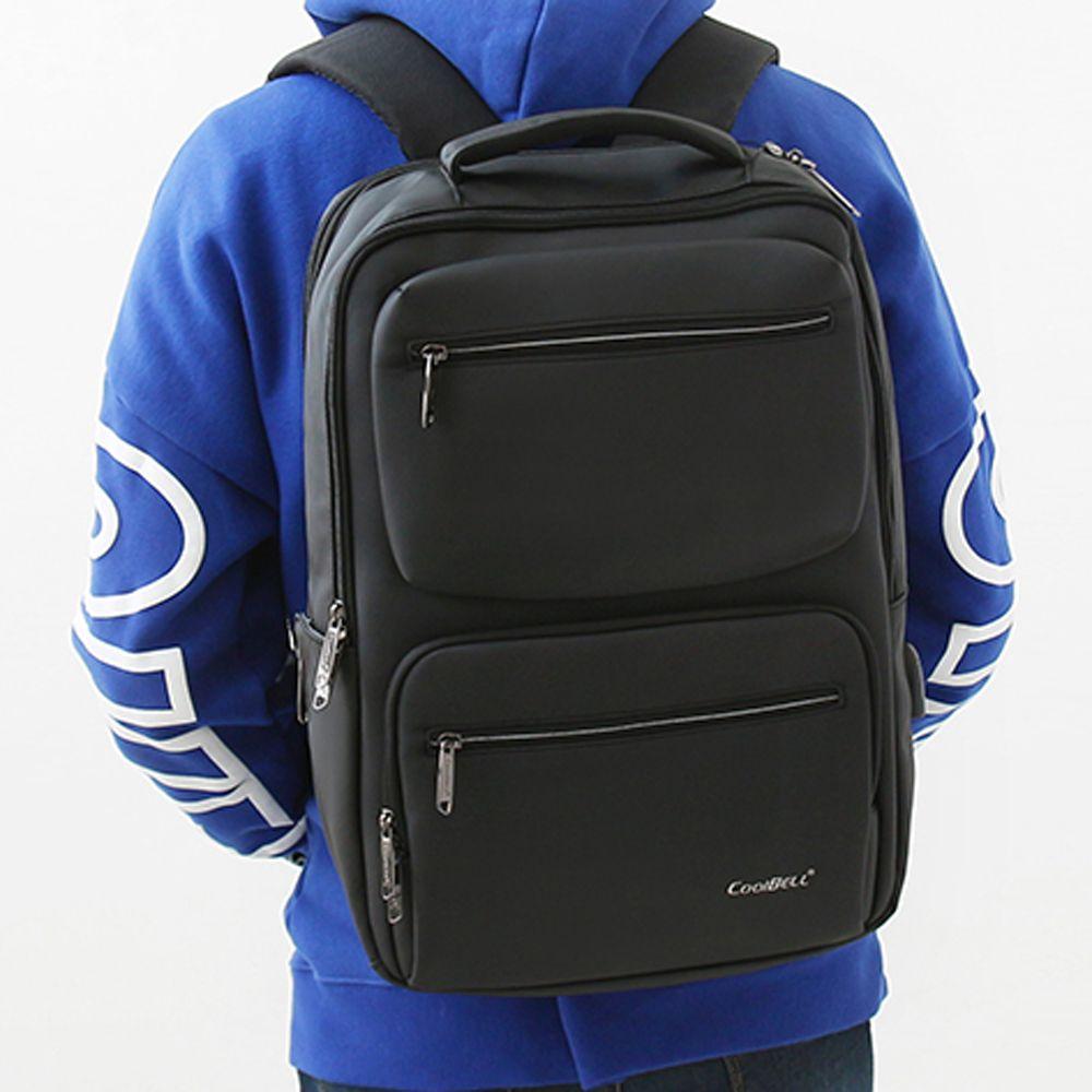 멀티백팩 남성가방 수납 노트북 데일리 여행용 백팩