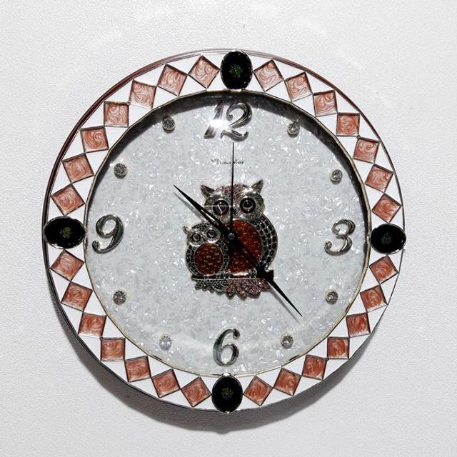 부엉이벽시계(T-1)