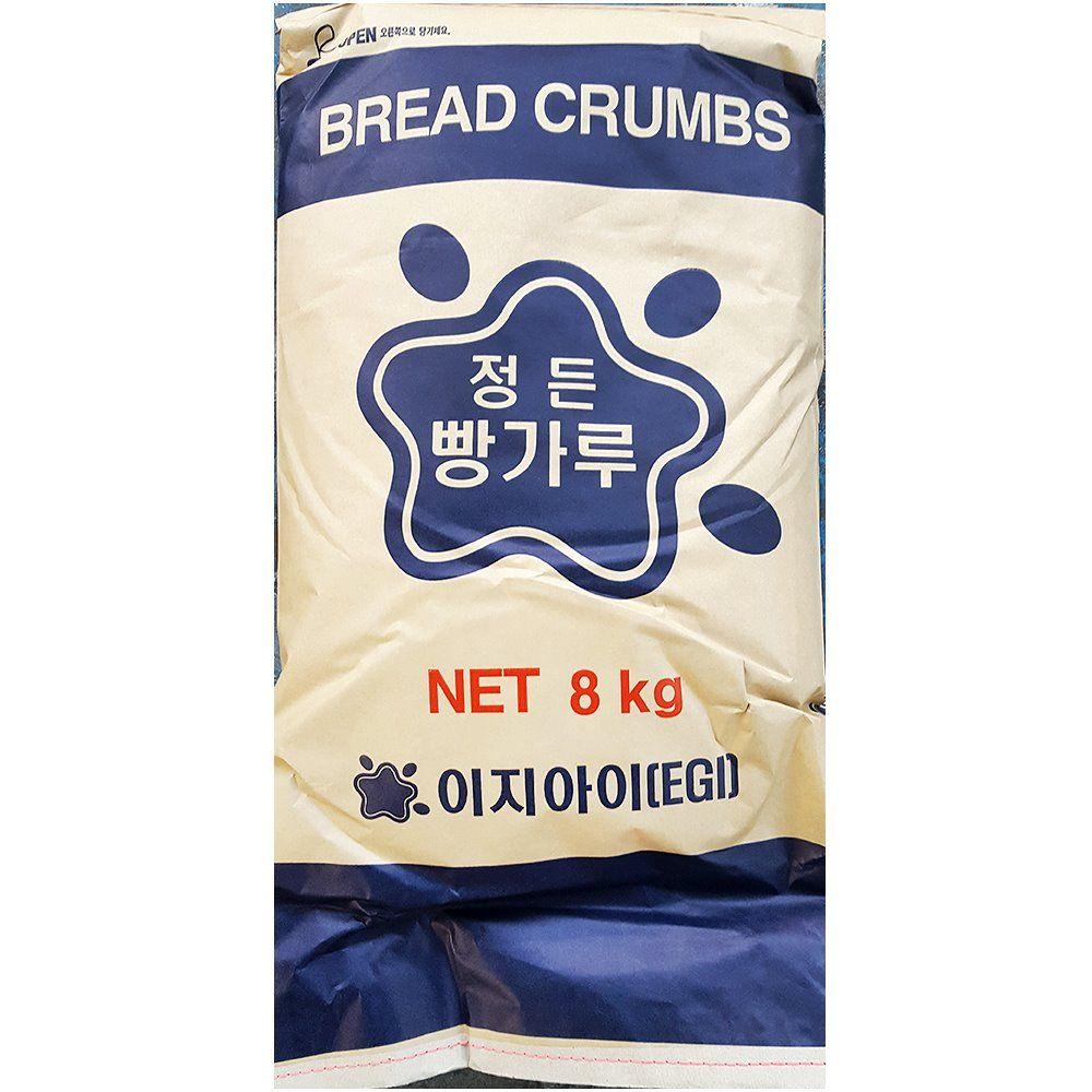 업소용 식당 분식집 식자재 이지아이 빵가루 8kg
