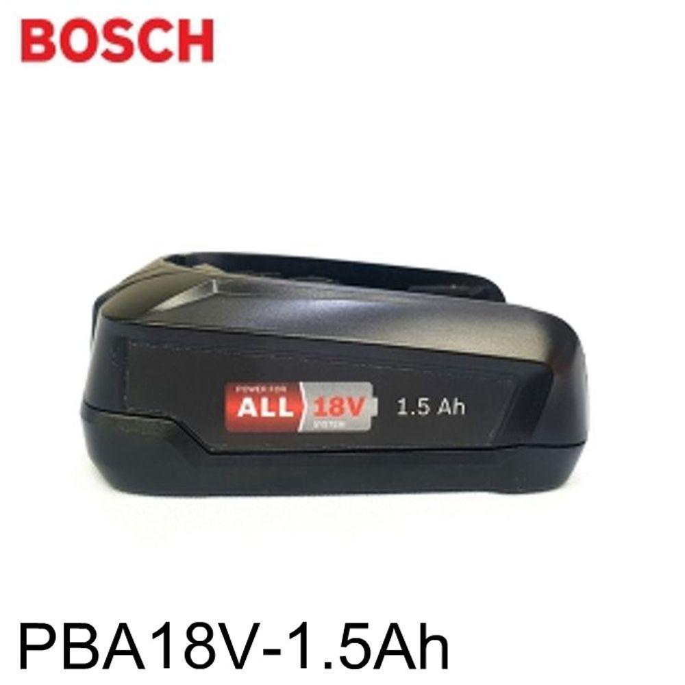 BOSCH 리튬이온 배터리 PBA18V-1.5Ah 정원공구