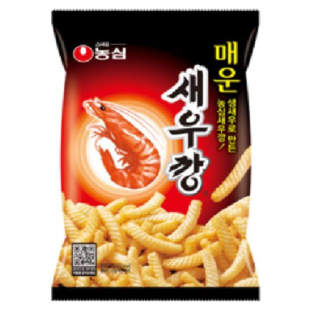 매콤짭짤 매운 새우깡 20개입X2ea