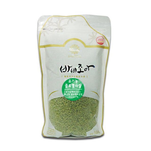 클로렐라쌀 기능성 천연 컬러미 500g