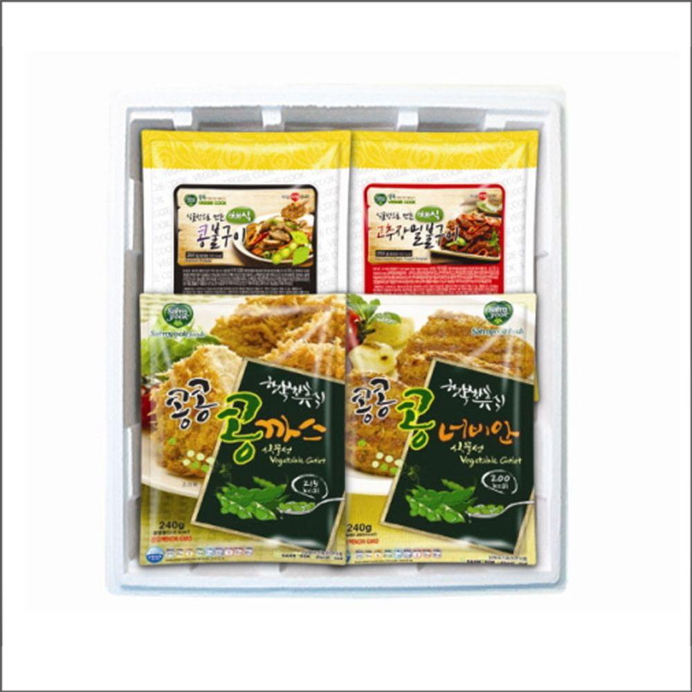 (냉동)삼육 채식선물세트 1호