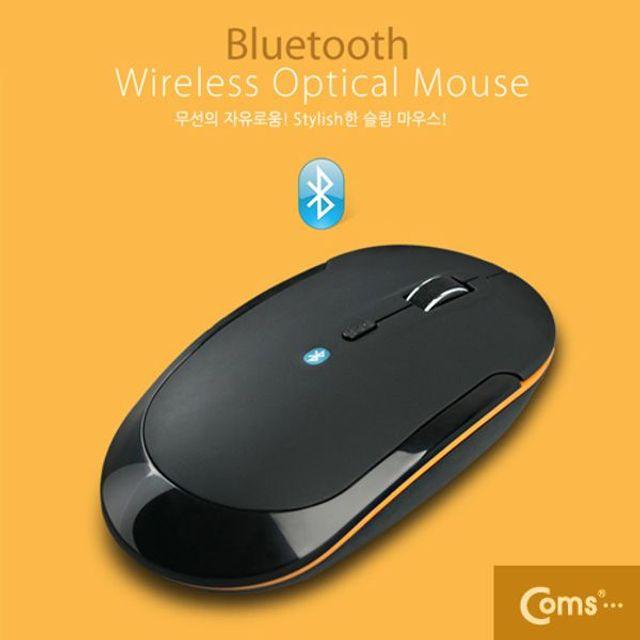 Coms 블루투스 마우스 사무실 게임 컴퓨터 업무 회사
