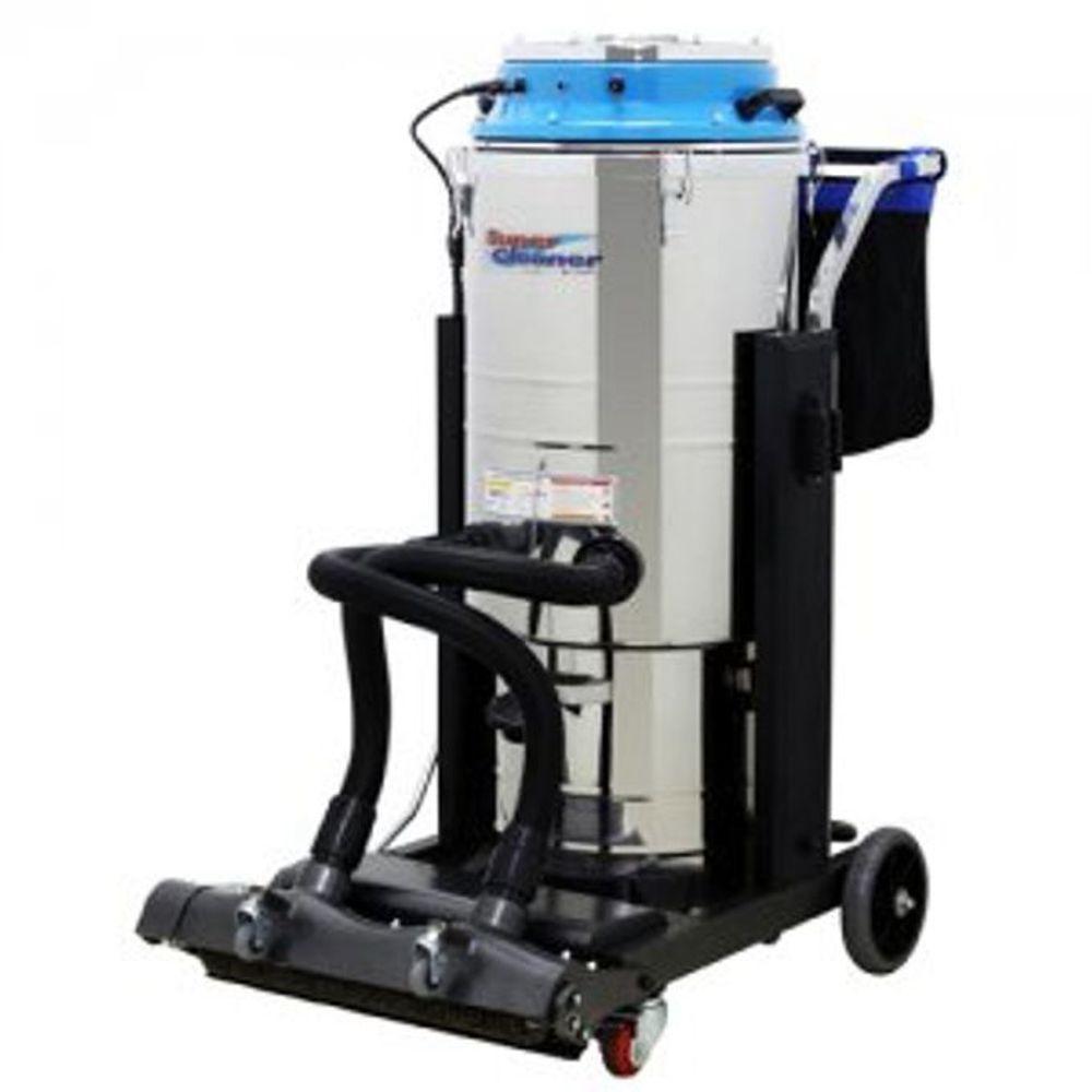 공업용 습식 청소기 52L 업소용 산업용 청소 도구