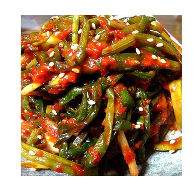 파김치 5kg 수제 파 김치 직접재배 여수항일함