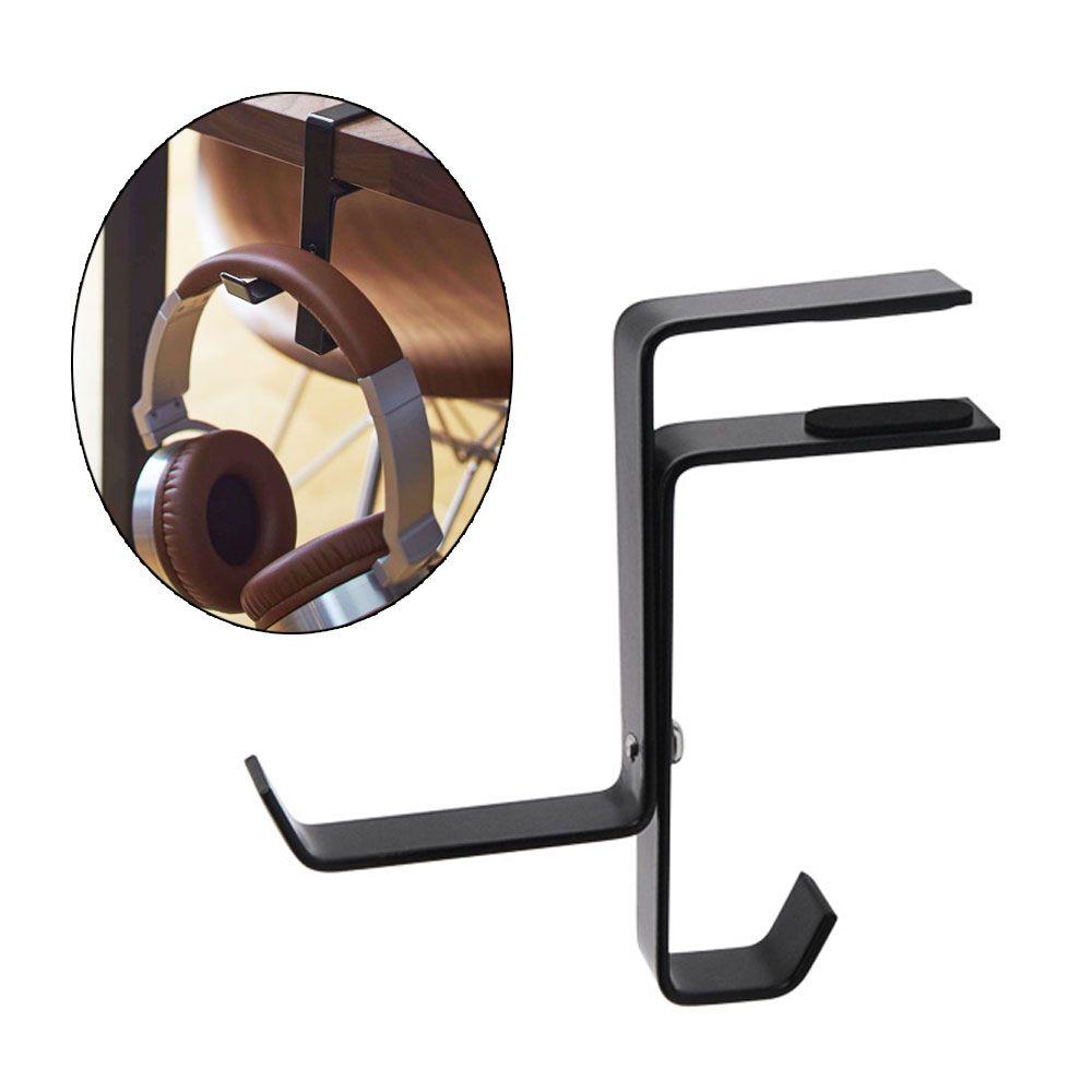책상 테이블 간편 설치 헤드폰 가방 거치대 홀더 걸이