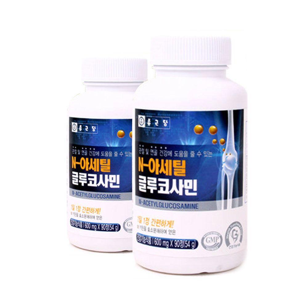 종근당 N-아세틸 글루코사민 90정 3개월분