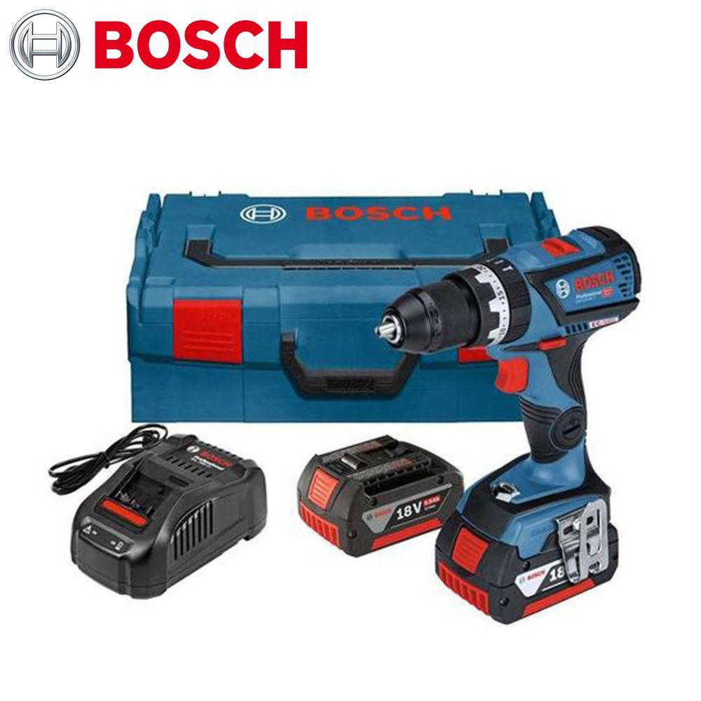 보쉬 18V 5.0Ah 충전 드릴드라이버_GSB 18V-60C