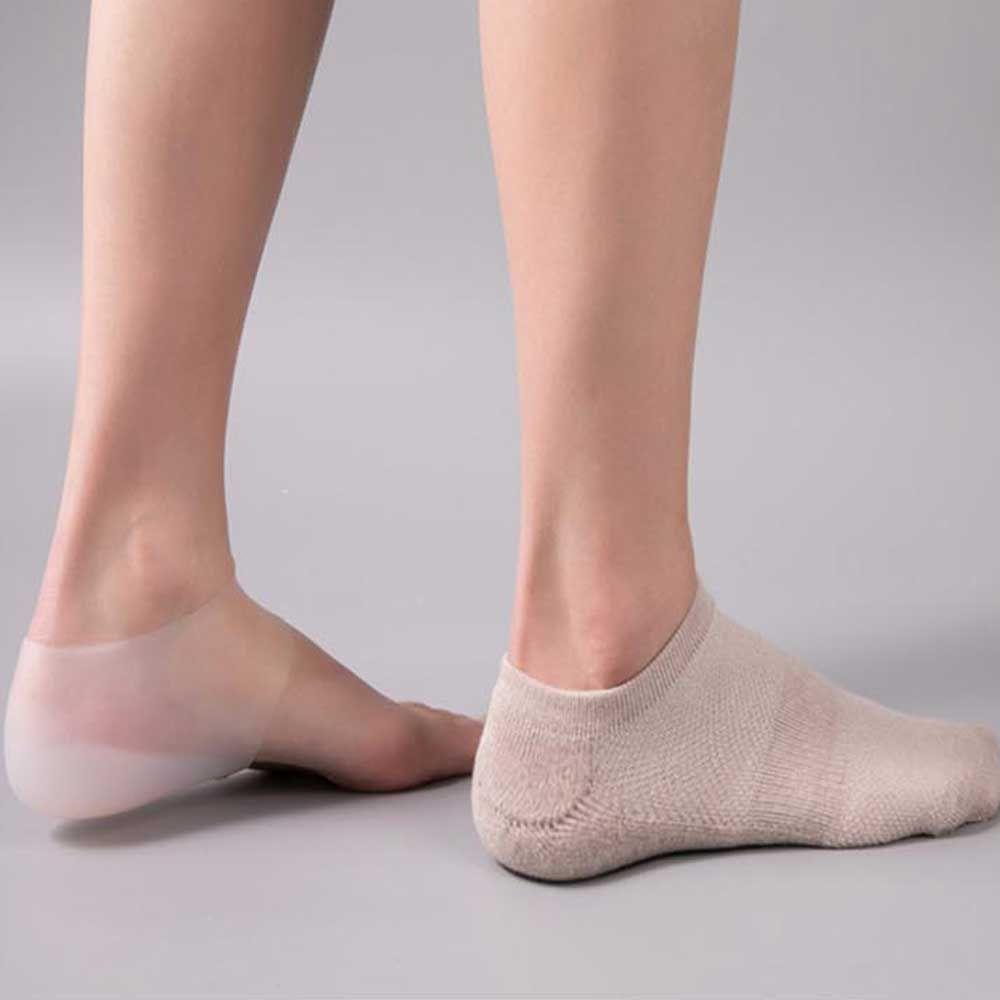 실리콘 키높이 티안나는 깔창 구두 패드 푹신한 신발