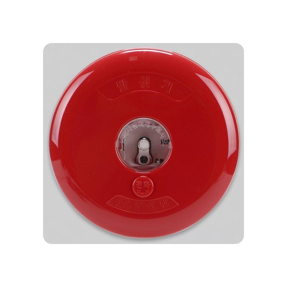 속보용 발신기 4P 감지기 수신기 소방자재 전기용품