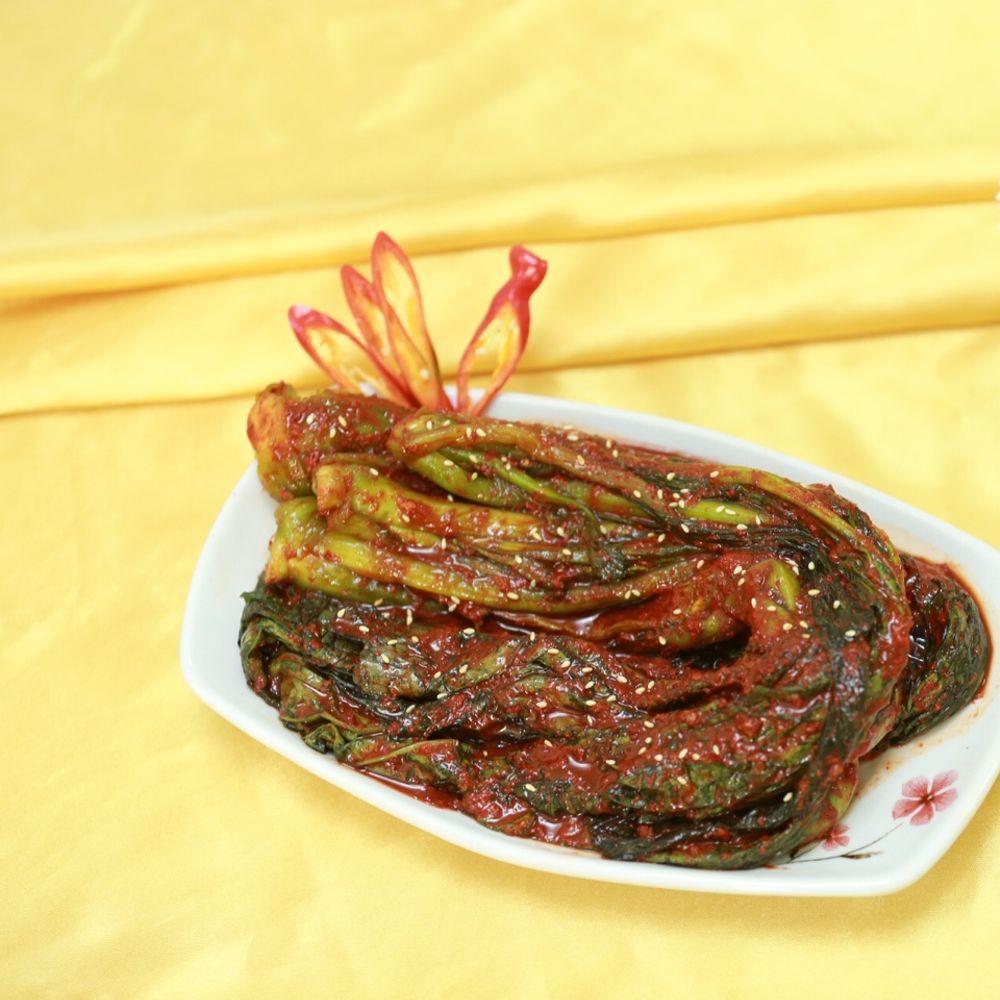 여수돌산갓김치5kg(전라남도 어머니손맛/숙푸드)