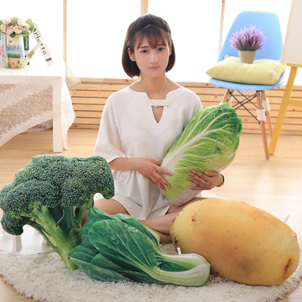 창의 야채 쿠션 여자친구 선물 다키마쿠라
