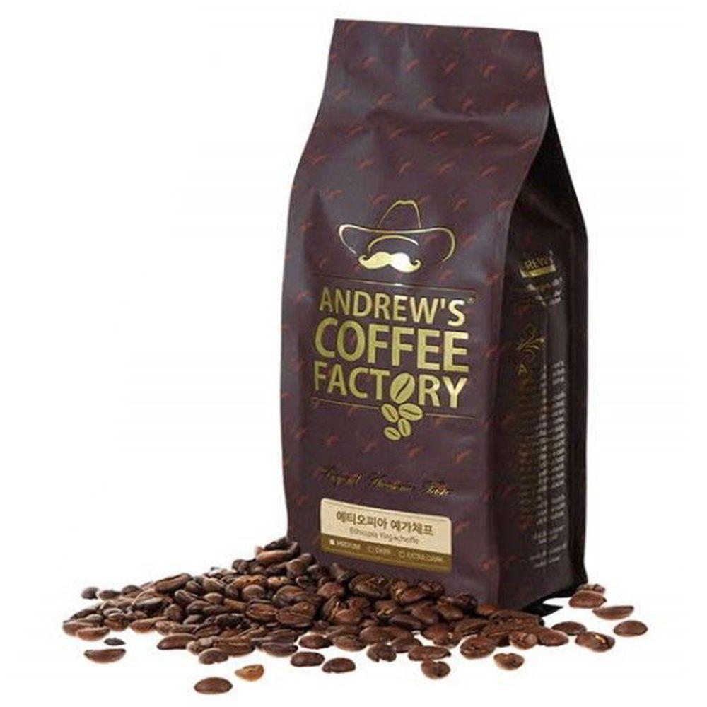 앤드류 에티오피아 예가체프 1kg 원두 커피 분쇄