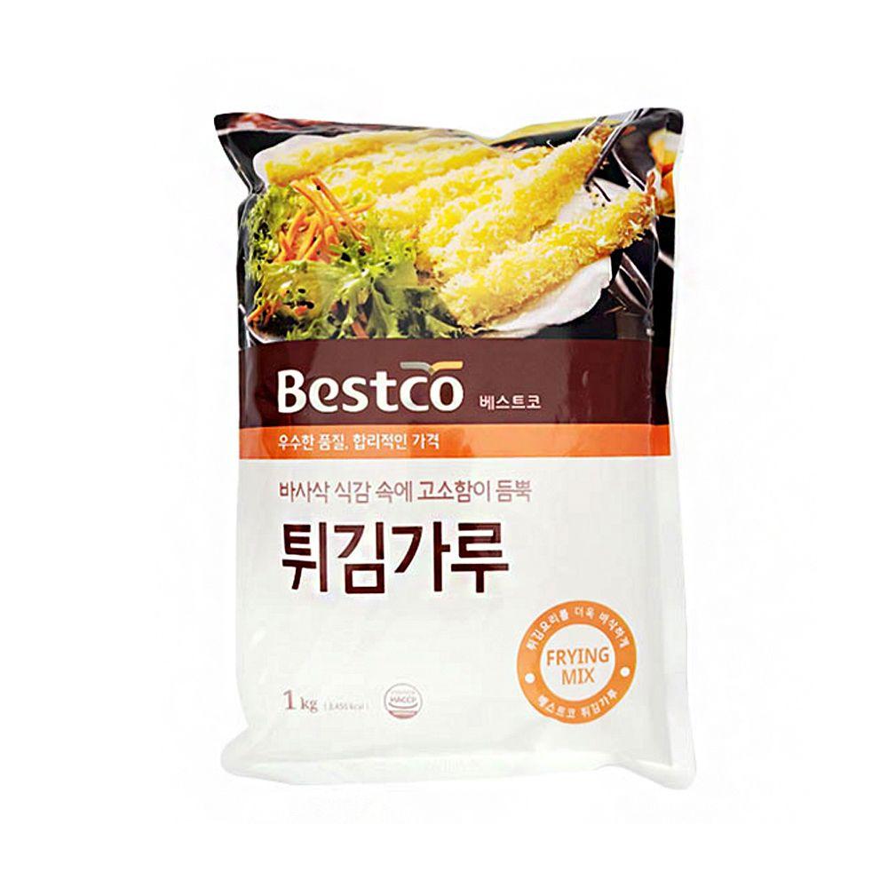 고소함 듬뿍 바삭 튀김가루 대용량 1kg