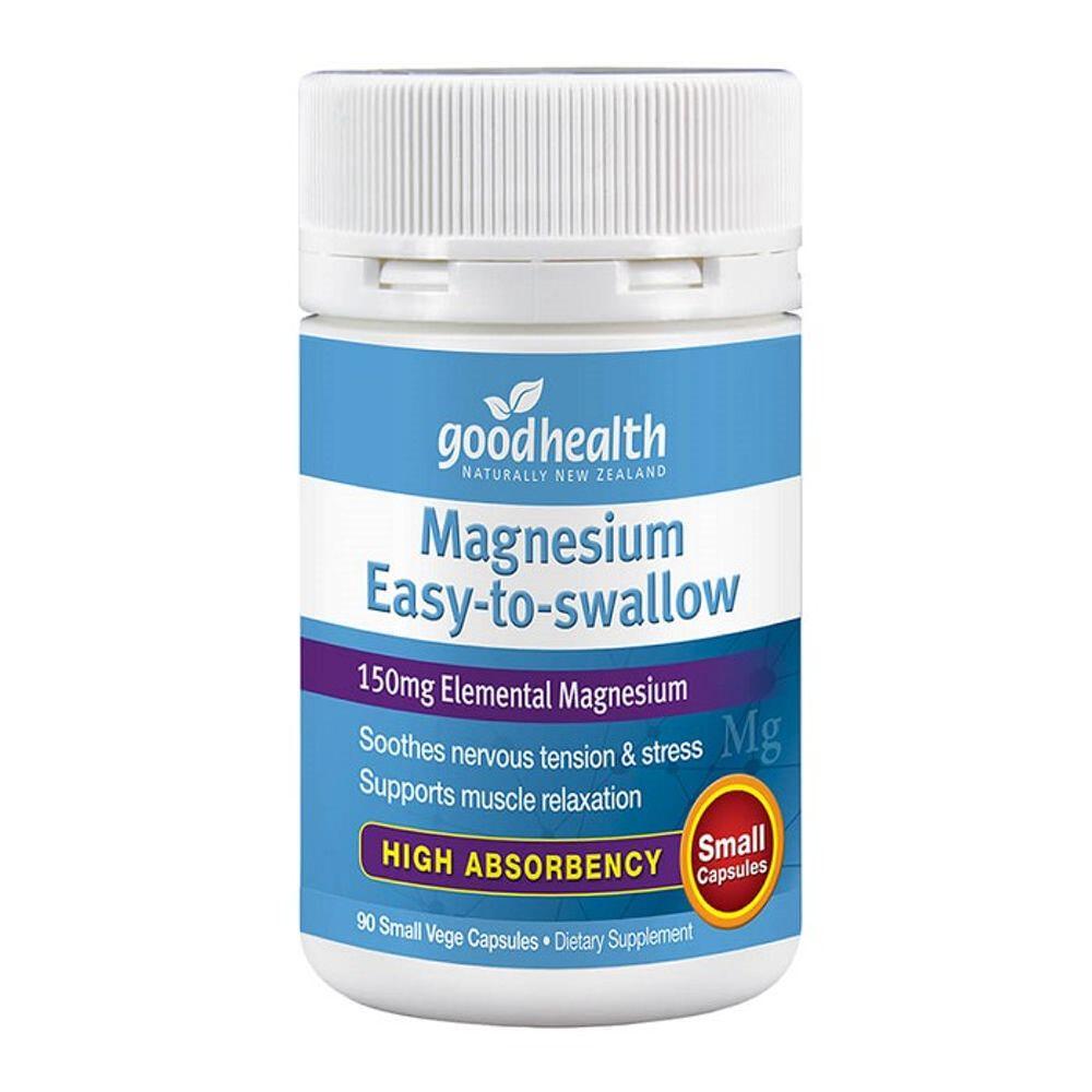 뉴질랜드 굿헬스 마그네슘 90 소형캡슐