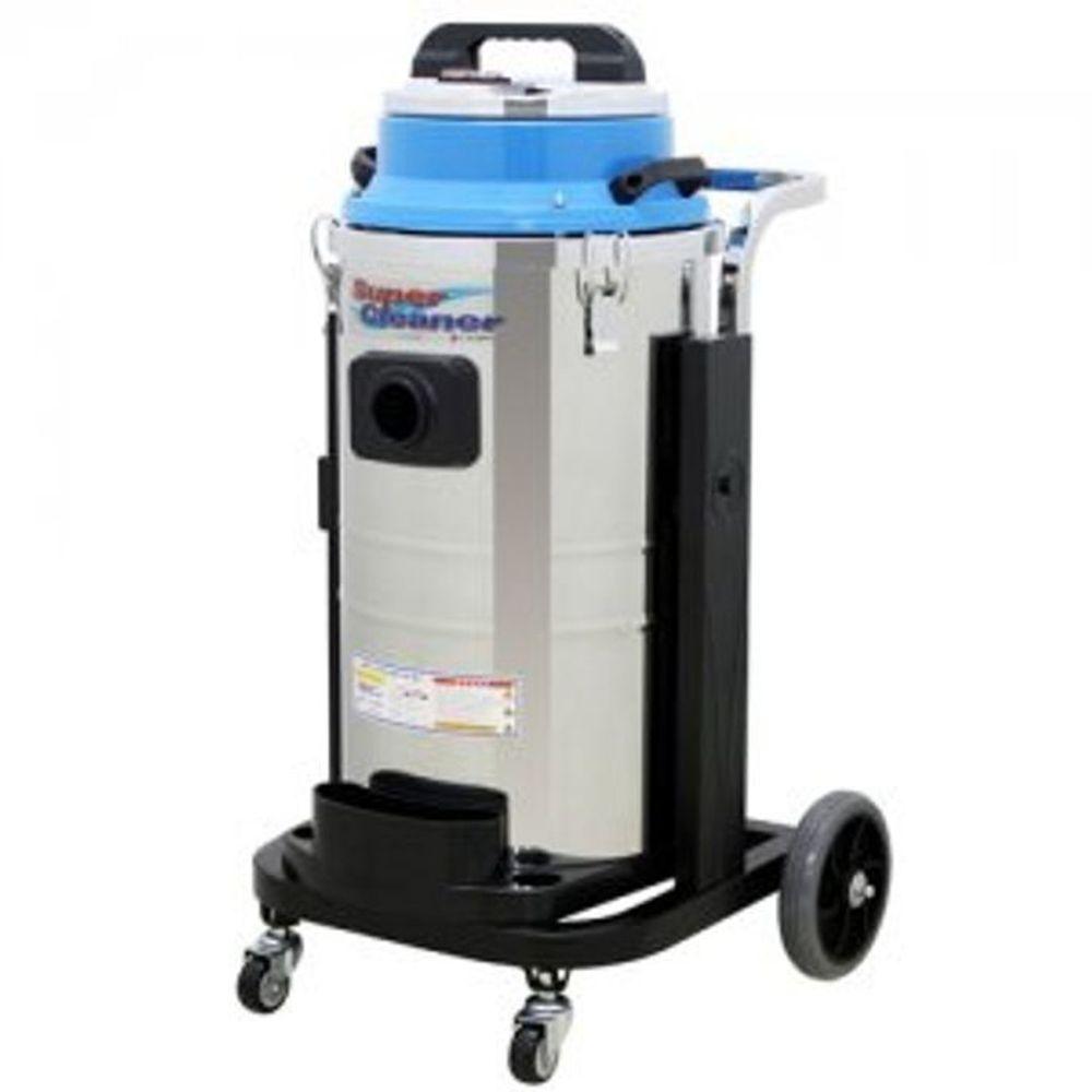 공업용 습식 청소기 75L 산업용 업소용 청소 도구