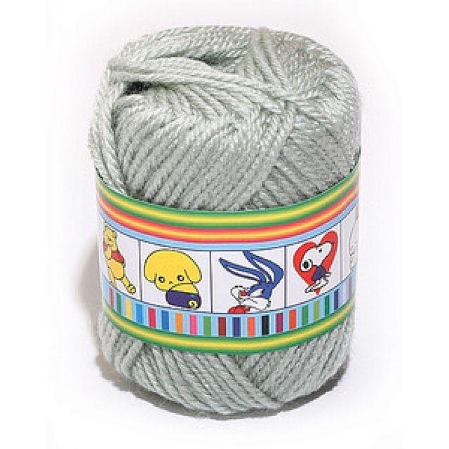 털실(회색-45g)공작 공예 미술준비물 학습용품 털실