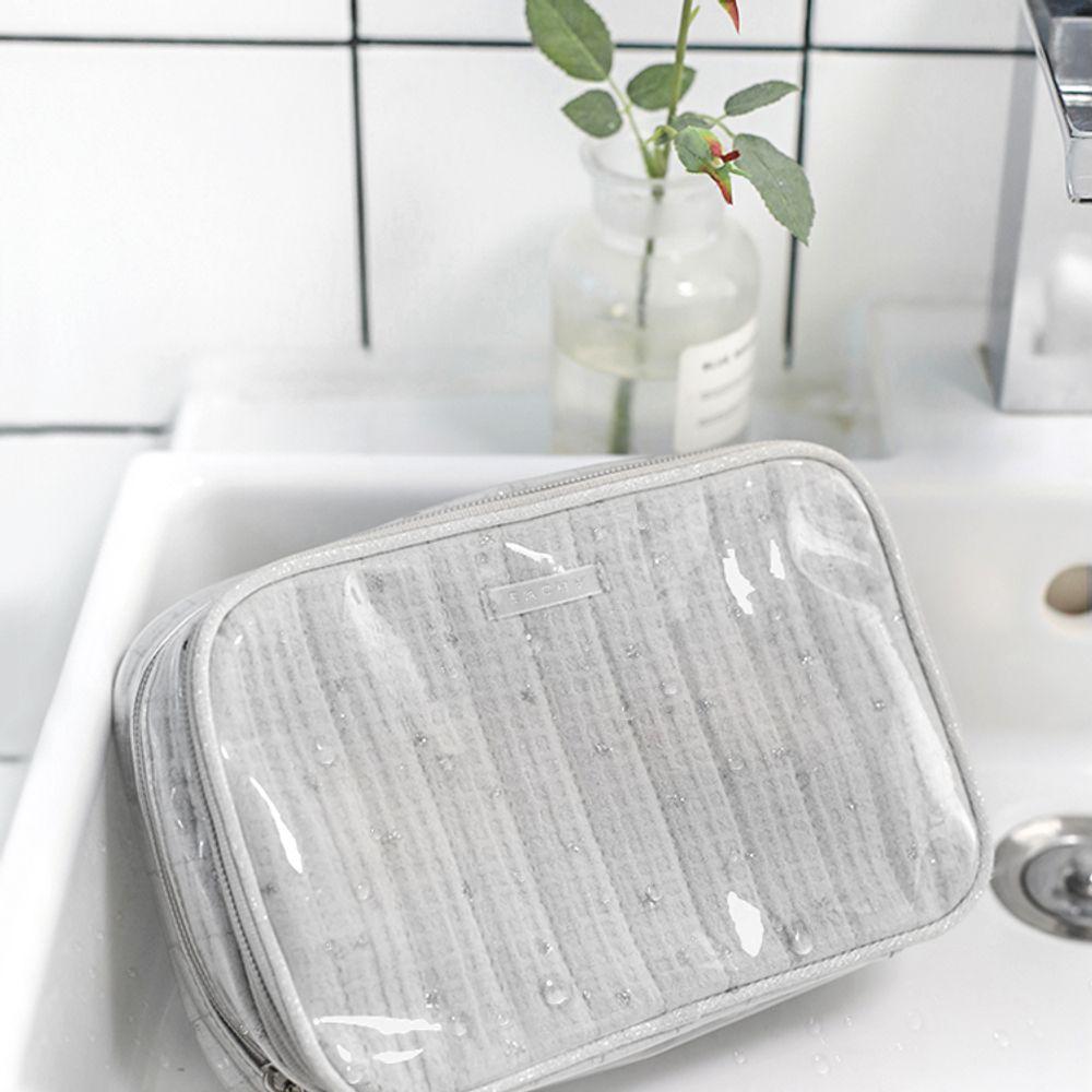 [더산직구]EACHY 가방 방수 대용량 여행 여행 화장품 가방/ 배송기간 영업일기준 7~15일