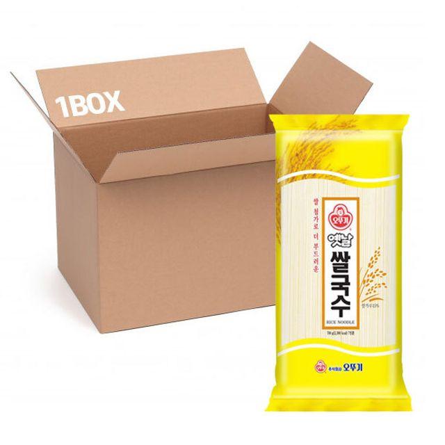 오뚜기 옛날 쌀국수 500g (1box 24입)