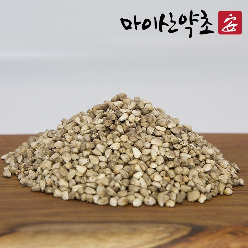 국내산 볶음홍화씨 200g 가시홍화씨 마이산작물