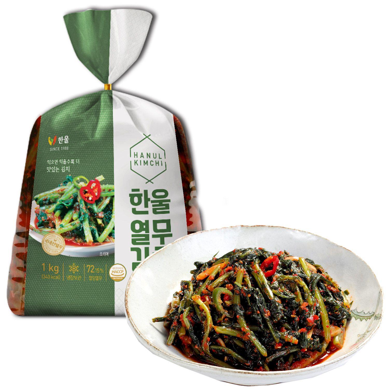 한울 열무김치 3kg
