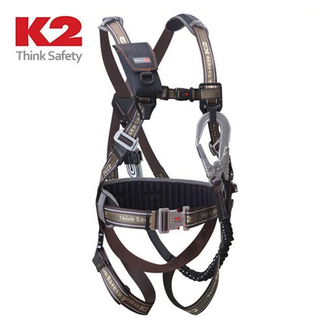 K2 전체식벨트 KB-9201(BR) 016958 안전벨트